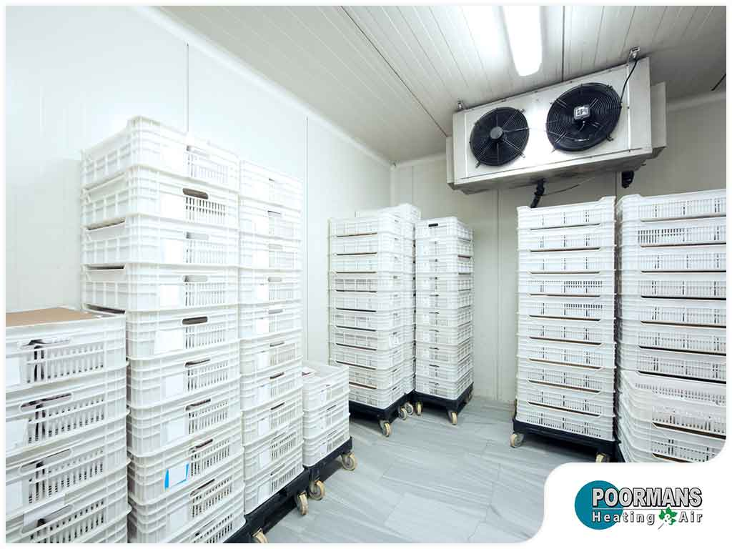 Preventing Problems With Commercial Refrigeration Units