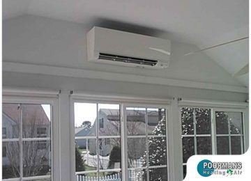 The Excellent Benefits of a Ductless Air Conditioning System